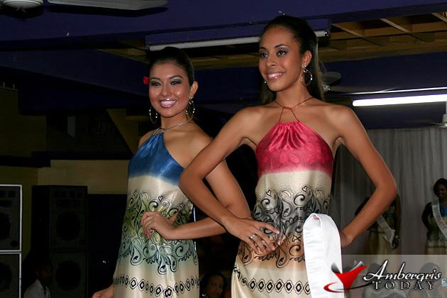 Scarleth Delgado and Krista Cruz win Top Model Title in Fashion Show
