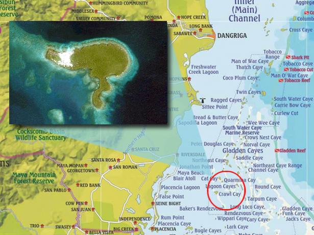 Belize Tourism Industry Association Against Cruise Port Development