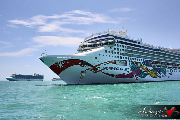 Norwegian Cruise Line Invites Media on Tour of Norwegian Jewel
