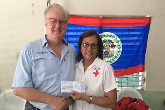 More Donations for Belize Hurricane Earl Relief