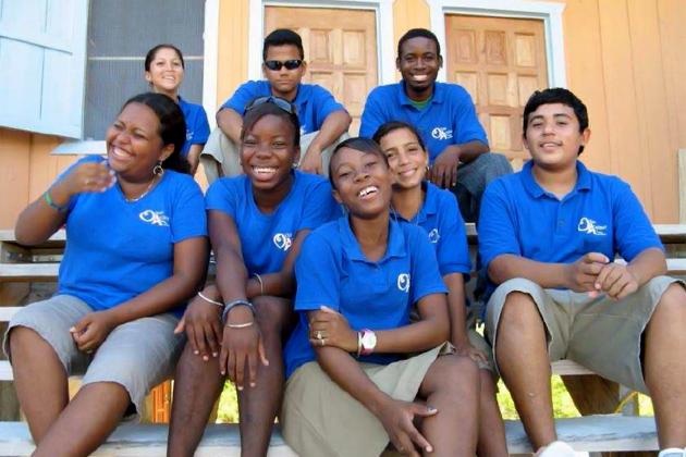 Ocean Academy Students, Caye Caulker