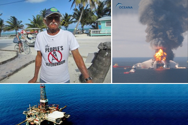 Belize Pauses and Remembers Deepwater Horizon Disaster, Oceana