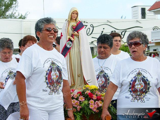 Our Lady of Fatima Statue Coming to San Pedro