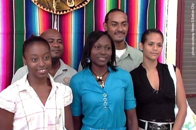 Belize Athletes at Pan American Games
