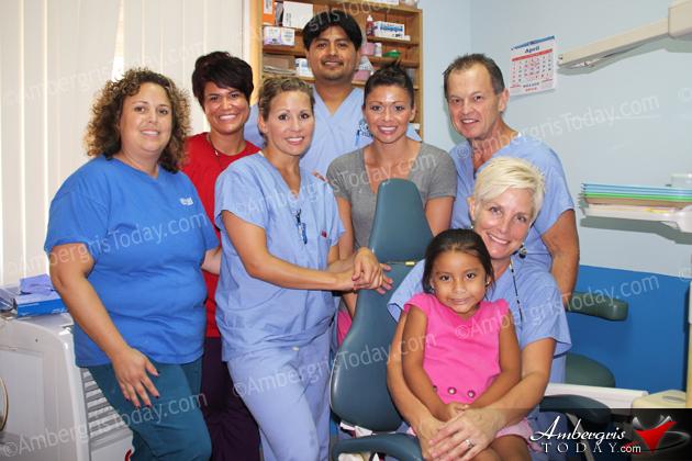 Partners for Belize - Dental Crew