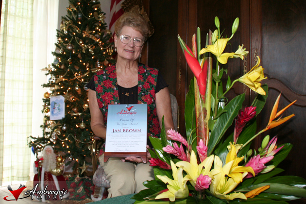 Person of the Year 2010 – Jan Brown