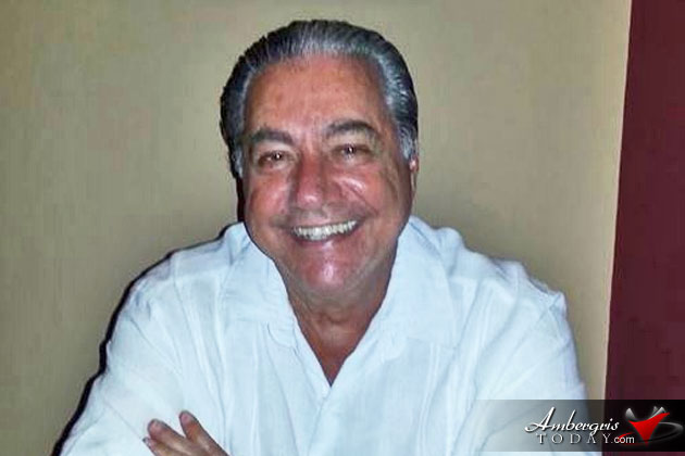 Belize Tourism Pioneer Mr. Peter Tonti Passes