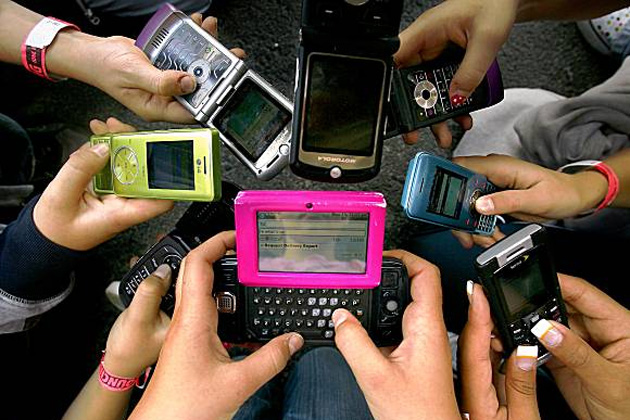 Registration of Cellular Phones Mandatory