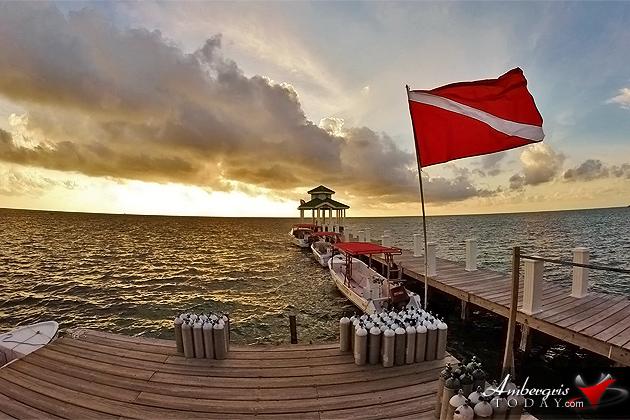 Belize Pro Dive Center Dive Shop in San Pedro, Ambergris Caye, Belize