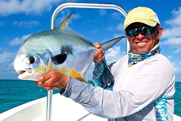 Sports Fishing in Belize Does Not Get Any Better