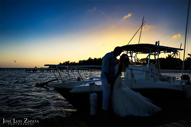 Romantic Wedding Destinations in Belize