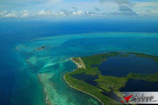 Lighthouse Reef Atoll in Belize