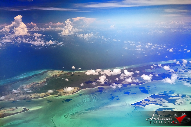 Rocky Point Ambergris Caye, Belize - A View from Above