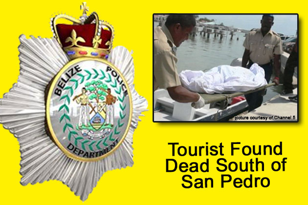 Female Tourist Found Dead South of San Pedro Town