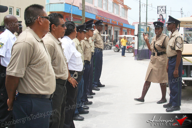 Mayor Guerrero Secures 5 Additional Police for San Pedro