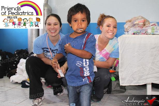 Free Pediatric Services at Dr. Otto Rodriguez San Pedro Polyclinic 2