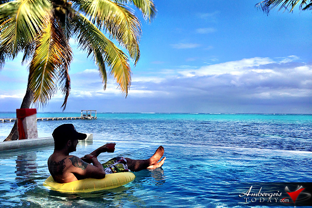 Total Relaxation in Paradise