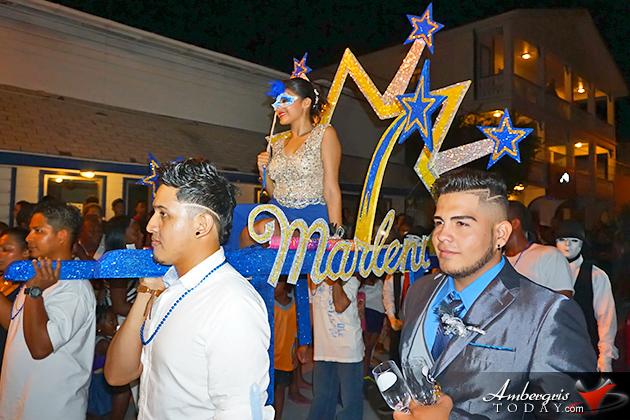 An Enchanted Night at San Pedro High Prom