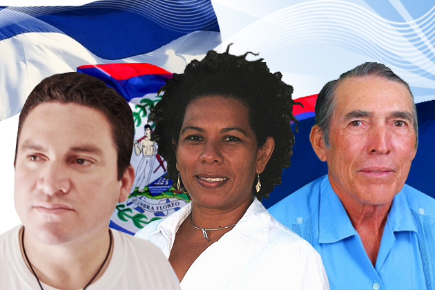 PUP Belize Rural South Candidates