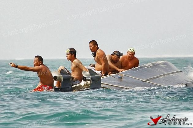 Ramon's Boat Capsizes