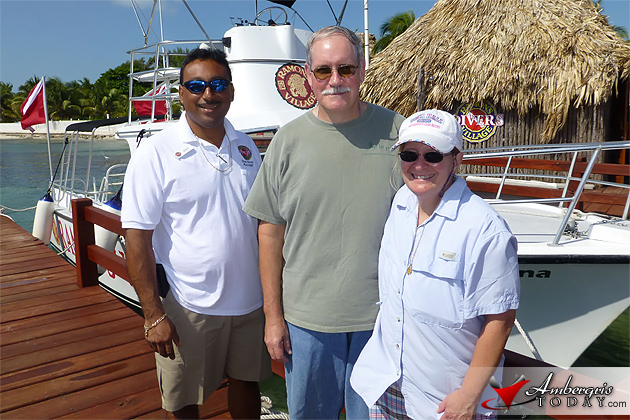 Lansdale, Pennsylvania resident raves about 300th dive experience in Belize