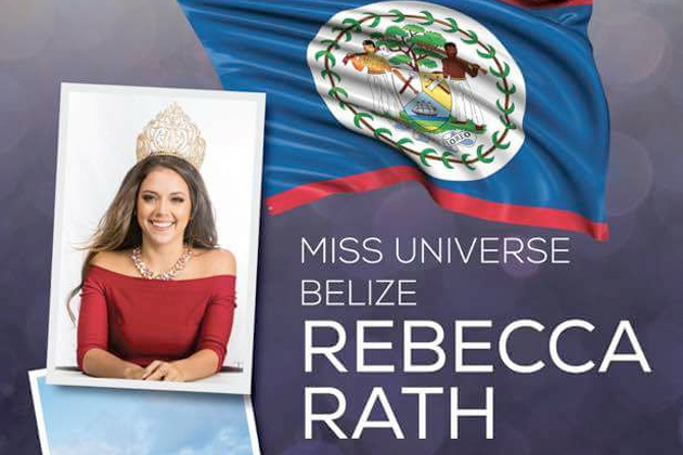 Rebecca Rath Miss Belize Universe 2016 to Return Home from Manila