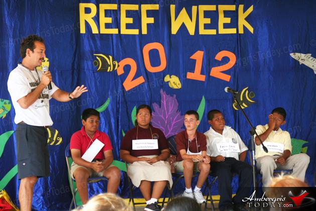 Reef Week 2012 Celebrated