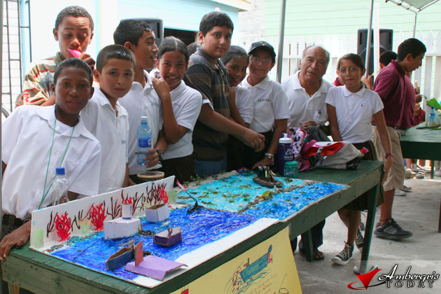 Reef Week 2011 Celebrated