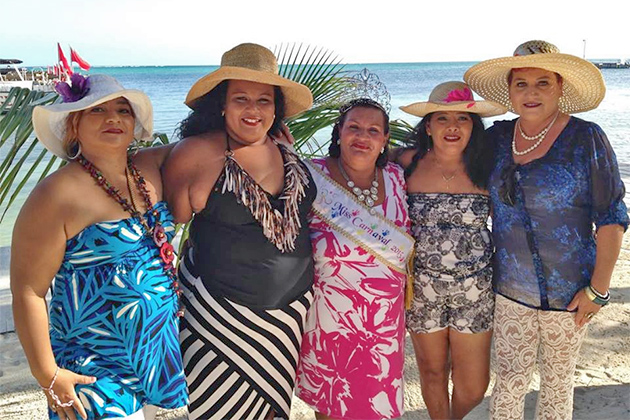 Meet 2016 Reina del Carnaval Pageant Contestants