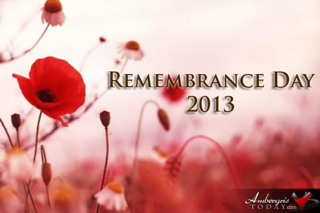 Remembrance Day Events in San Pedro
