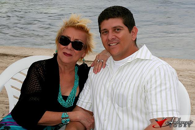 Rosalie Staines with Dorian Nunez