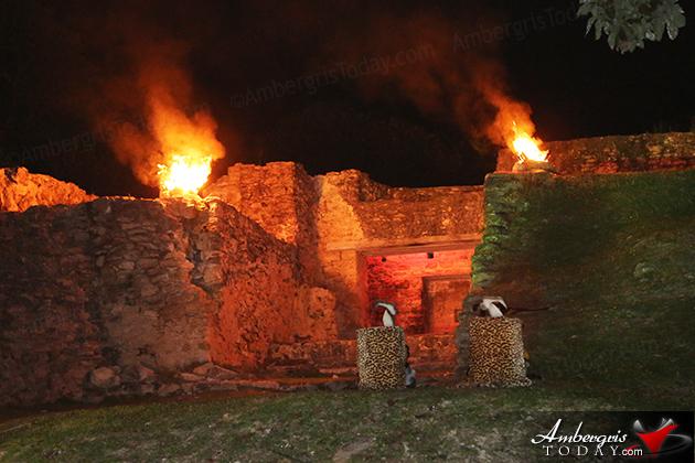 Santa Rita Archaeological Park, Maya Ruins, Corozal, Belize