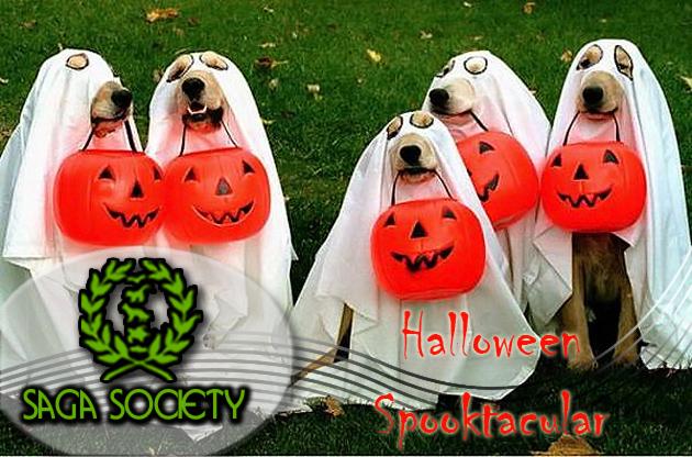 Saga Halloween Spooktacular