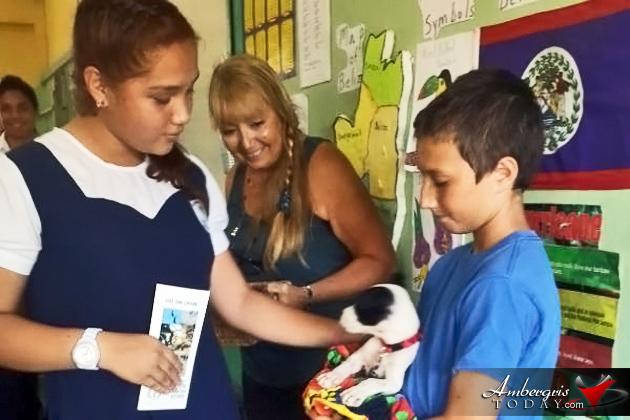 Saga Humane Society Starts Education Seminars at R.C. School