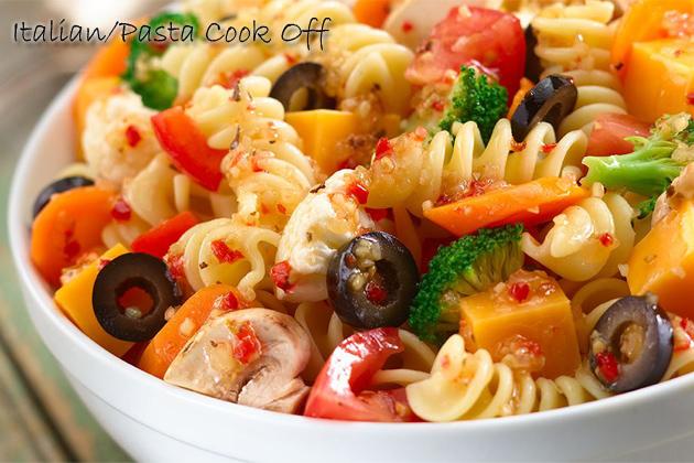Saga Italian/Pasta Cook Off