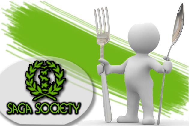 Saga cook Off