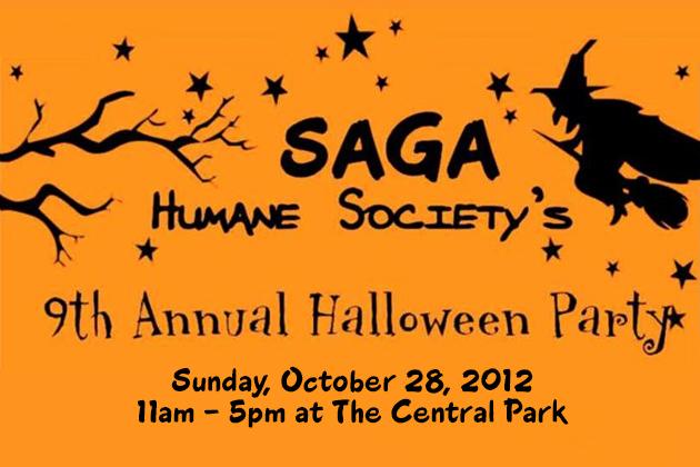 Saga 9th Annual Halloween Party