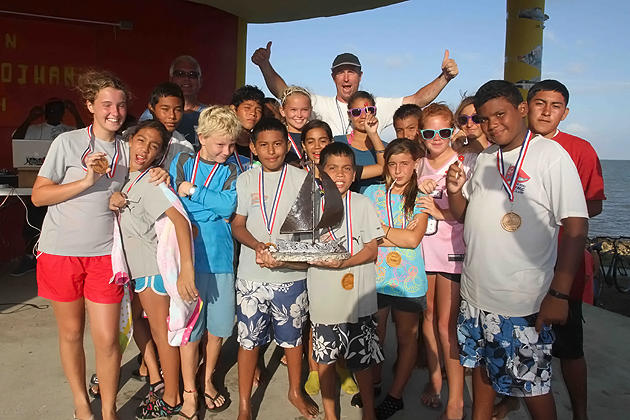 San Pedro Sailing Club wins big at Barron Bliss Regatta
