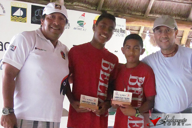 San Pedro Sailing Club Excels in First International Regatta