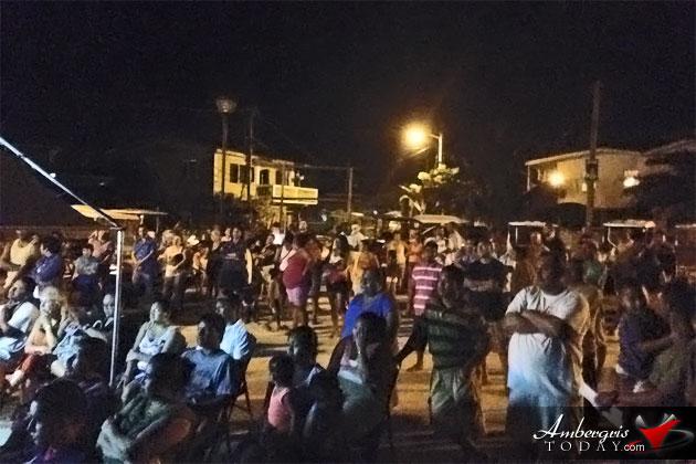 San Pedro Police Reach out to San Pedrito Community
