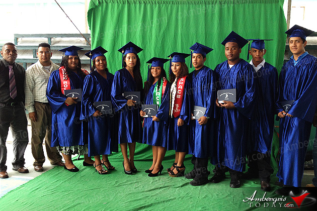 New Division at San Pedro High School Has First Graduation Class