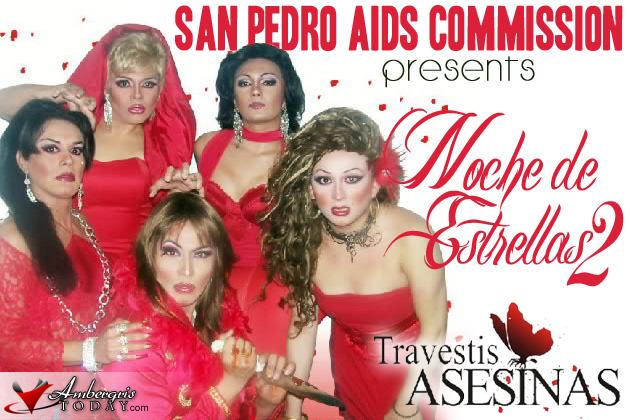 SP AIDS Commission Presents Noche de Estrellas Part II