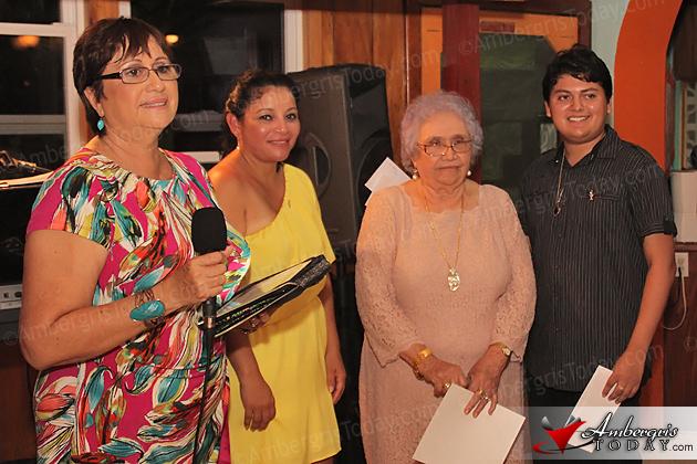 San Pedro Cancer Society Celebrates Third Anniversary at Elvi's Kitchen
