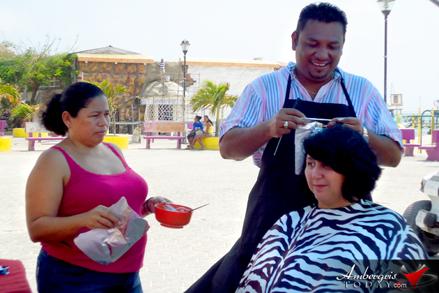 """SP Cancer Society Holds """"Hair Day"""""""