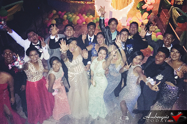 Midsummer Night's Dream at Prom 2015