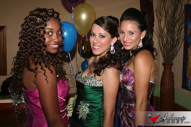 San Pedro High School Seniors Shine at Prom 2012