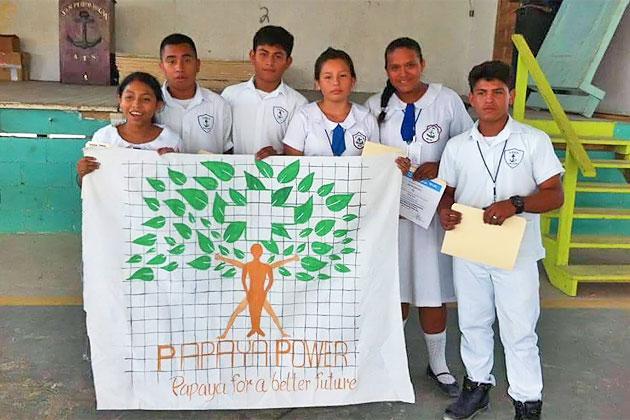 San Pedro High Wins at Sagicor Visionary Challenge