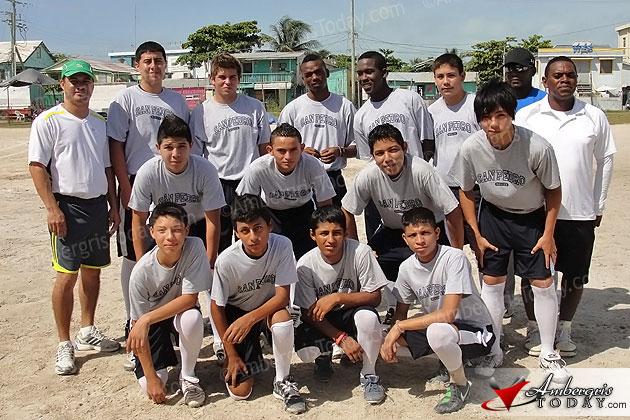 Help the San Pedro Baseball Team achieve Victory.