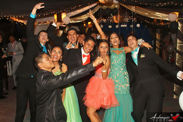 San Pedro High School Prom 2014