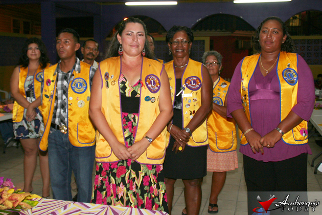 SP Lions Club New President – Marina Kay
